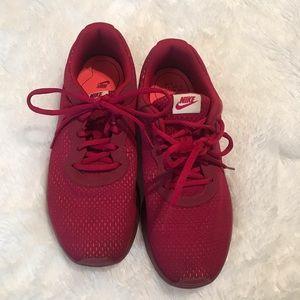 Maroon Nike Sneakers size 10